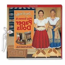 American Girl Josefina PLAY SCENES and PAPER DOLLS clothes f
