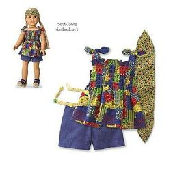 American Girl Julie - Julie's Patchwork Outfit