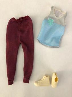 ken barbie doll clothes lot