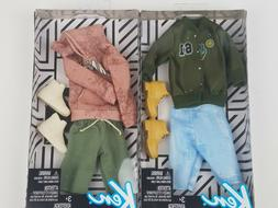 Barbie Ken Bomber Jacket Fashion Pack