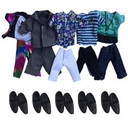 Ken Doll Clothes, Himez Boy Doll Clothes Ken Doll Outfits Cl