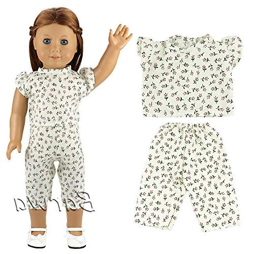 BARWA Doll Clothes Outfits and 5 Dress