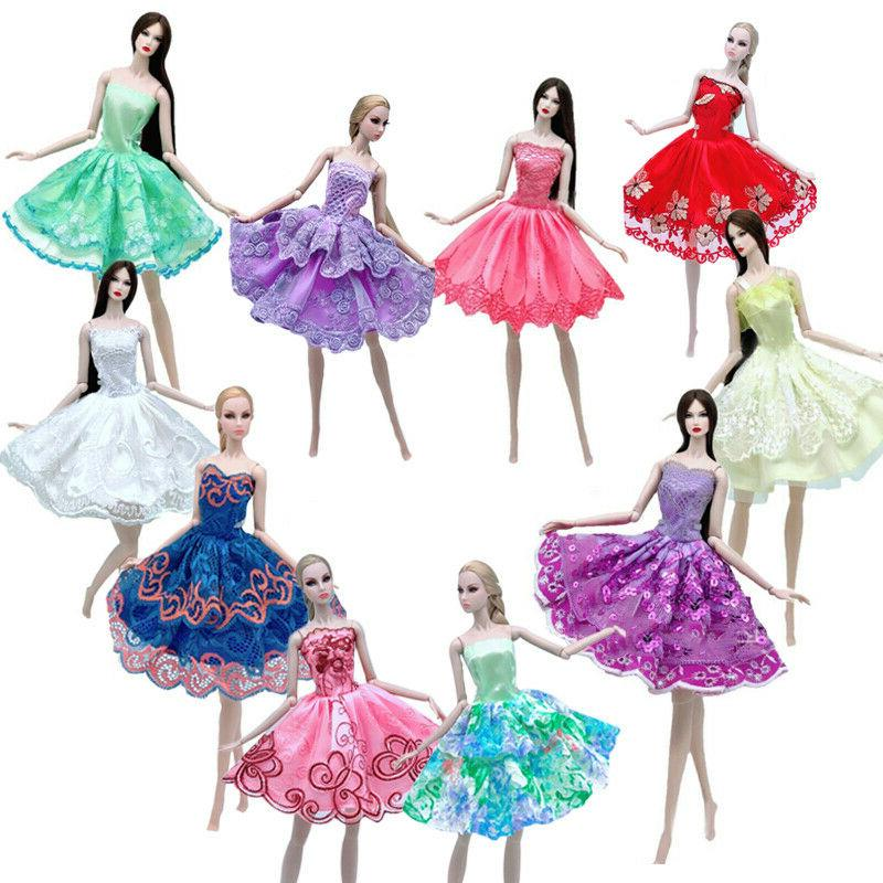 10pcs lot random fashion ballet dresses