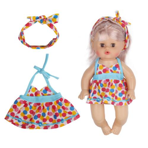 Huang Toys for Doll Handmade Lovely Clothes Outfi