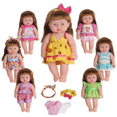 12 inch alive baby doll handmade