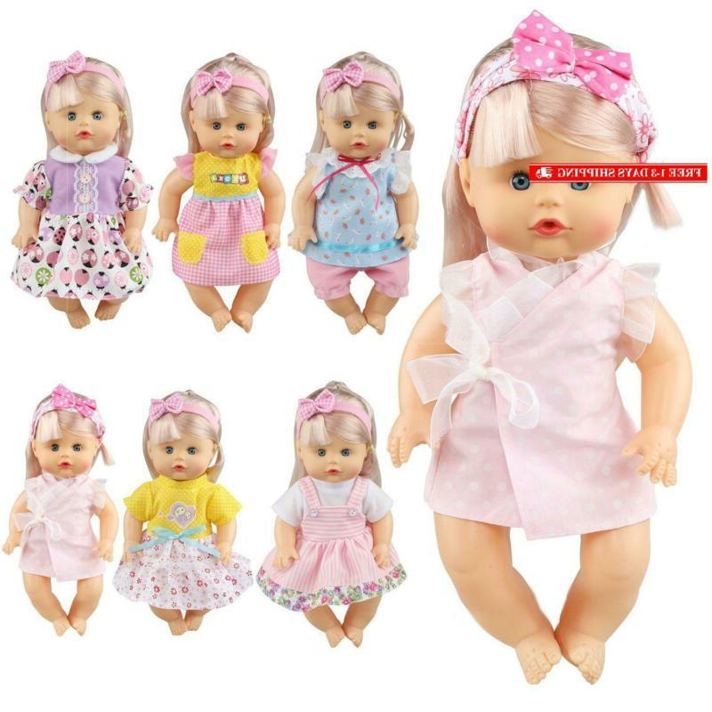 Huang Cheng Pcs Inch Doll Clothes Outfits Costumes