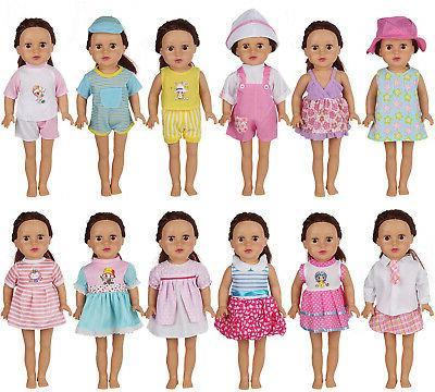 Huang Cheng Pcs Set Doll Dress Girl Cloth