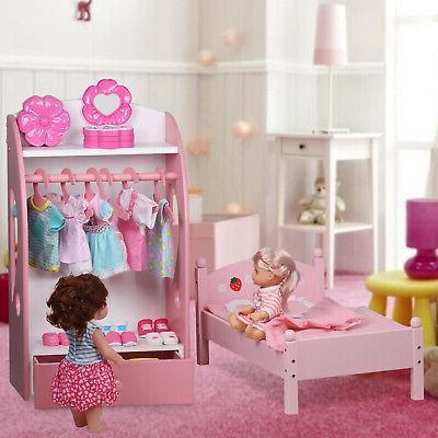 Huang Pcs Doll Dress Cloth Toy