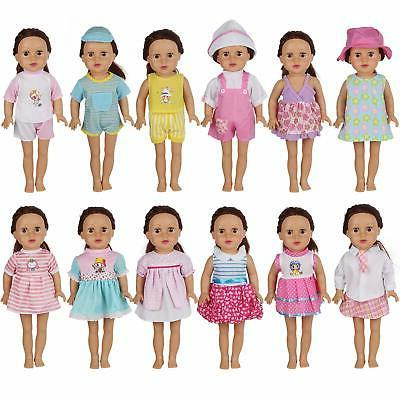 Huang Cheng Toys Baby Doll Dress Outfits