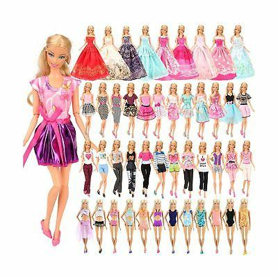 16 pack doll clothes and accessories 5