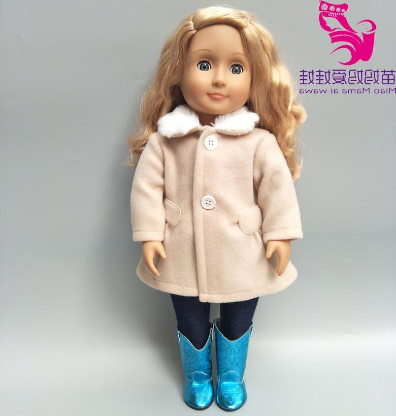 "18"" <font><b>Doll</b></font> set Baby jacket pants 18 inch <font><b>doll</b></font> pants"