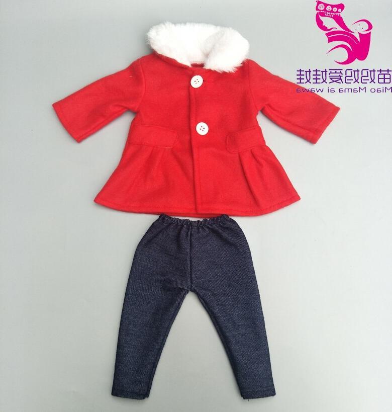 """18"""" <font><b>american</b></font> set for jacket pants 18 inch <font><b>doll</b></font> coat"""