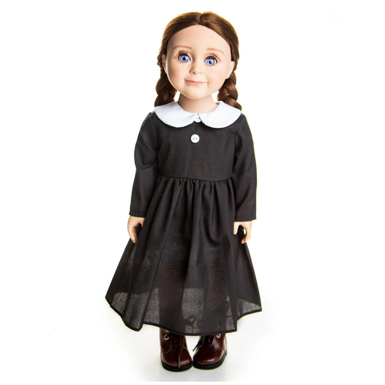 18 Inch Clothes 4 MAID American Girl