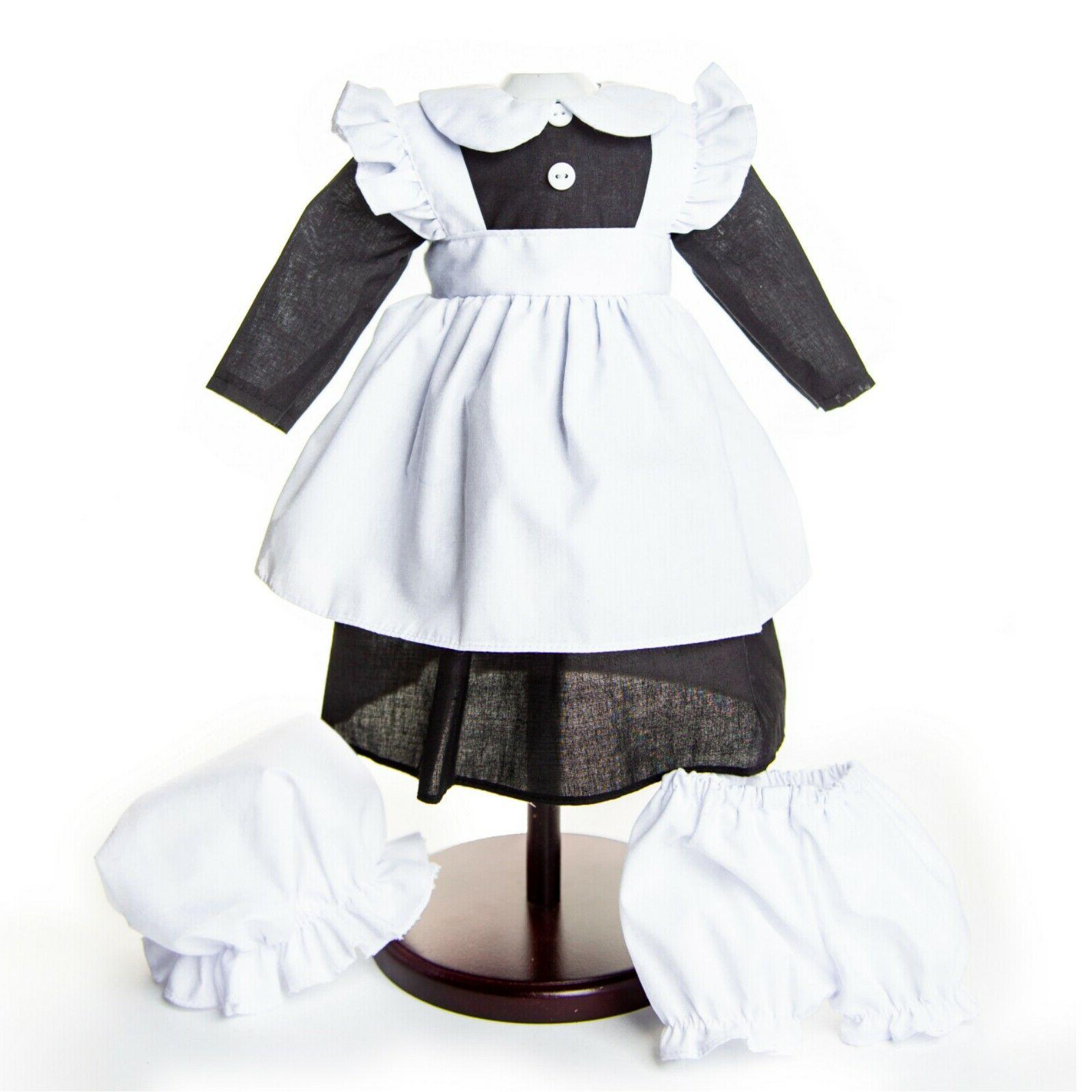 4 HISTORIC KITCHEN MAID OUTFIT Girl