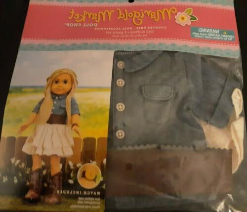 18 doll for Life dolls. OUTFIT