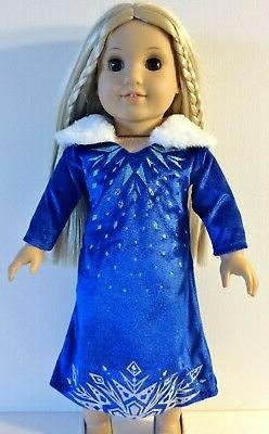 18 Inch Doll Frozen ELSA CAPE