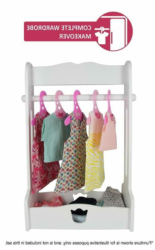 PZAS Doll Wardrobe Girl