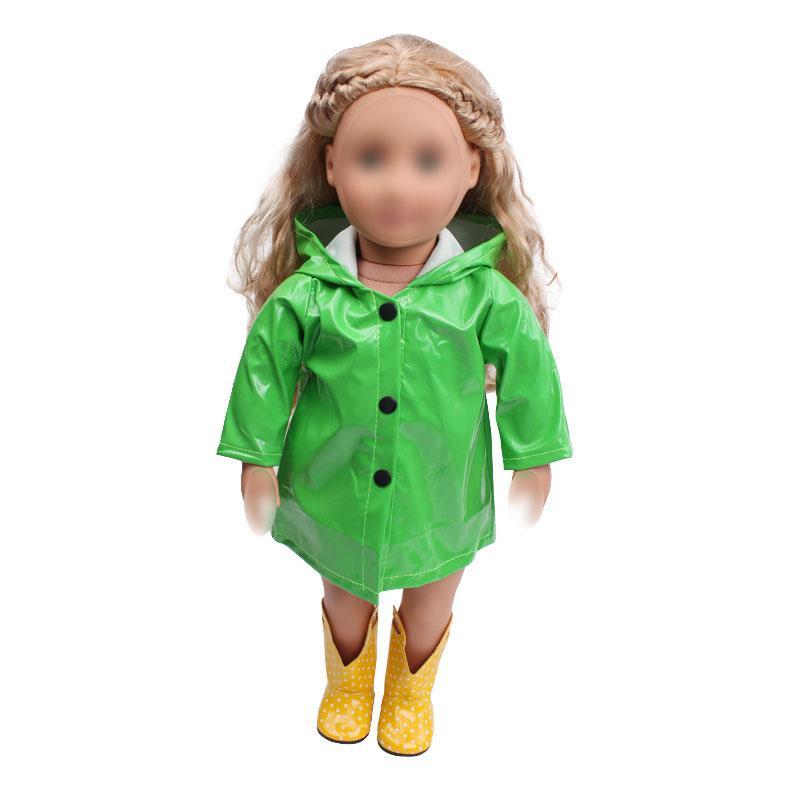 18 <font><b>Girls</b></font> <font><b>clothes</b></font> coat new dress Baby toys 43 c539