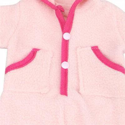 18'' Doll Girl Pajamas Gift US