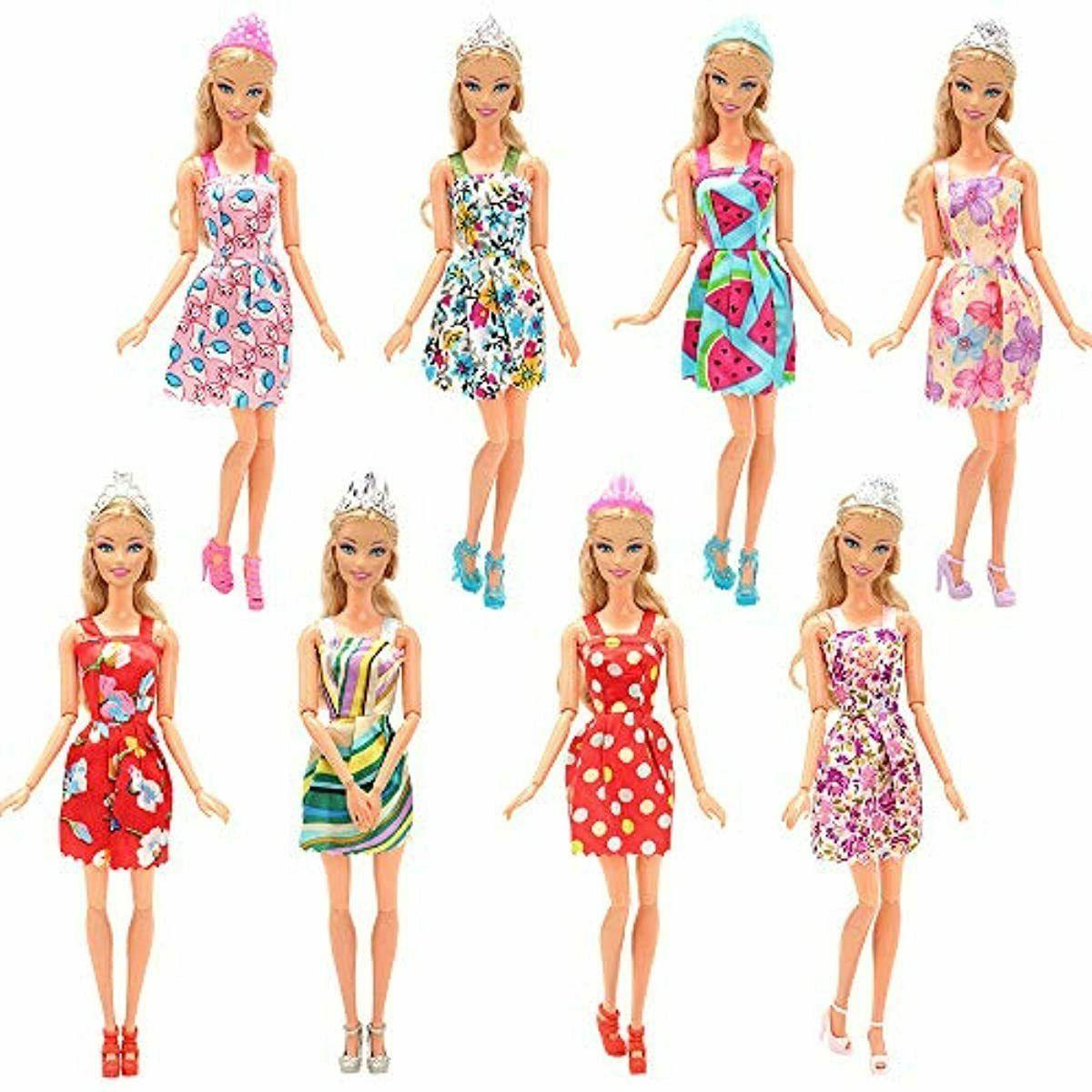 BARWA 32 Doll Accessories 10 pcs 22 pcs