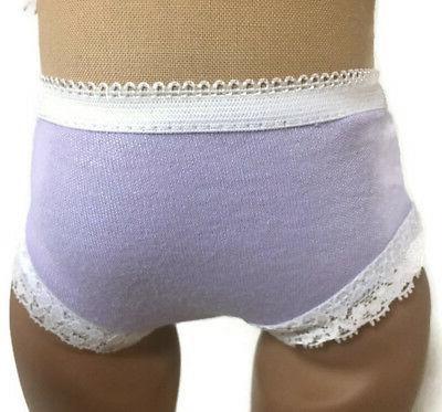 "3pk 18"" American Clothes Underwear"