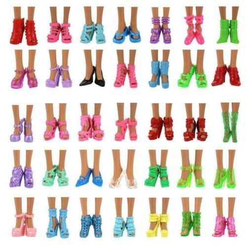 BARWA Different High Heel Accessories
