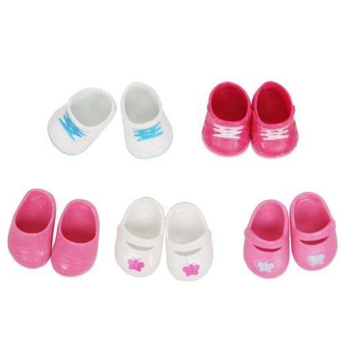 Huang Pairs of 15-16 Inch Doll Sneakers