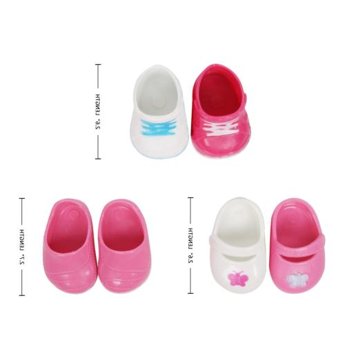 Huang 5 Pairs Shoes for 15-16 Sneakers