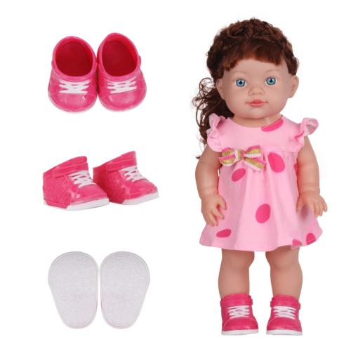 Pairs 15-16 Inch Doll Sneakers