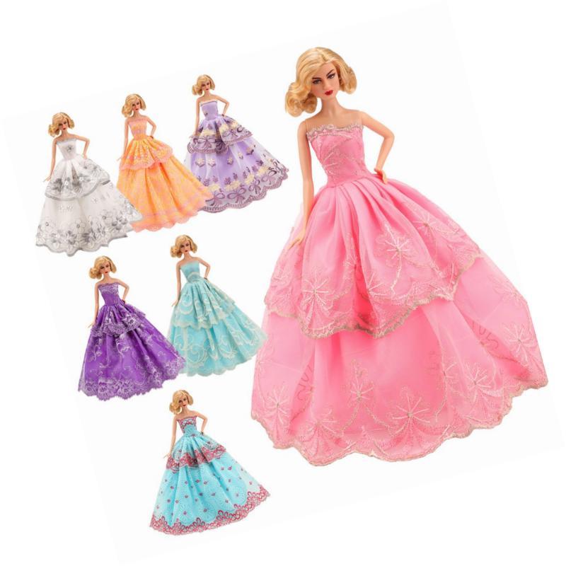 BARWA Pcs Doll Party Dresses inch