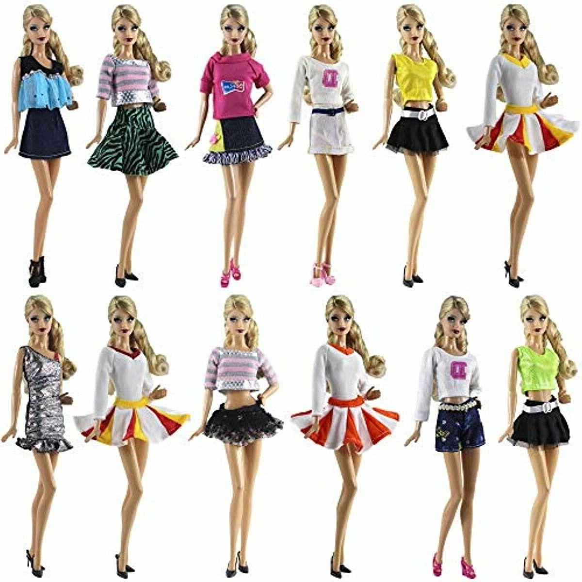 ZITA for 11.5 Doll Clothes Mix with