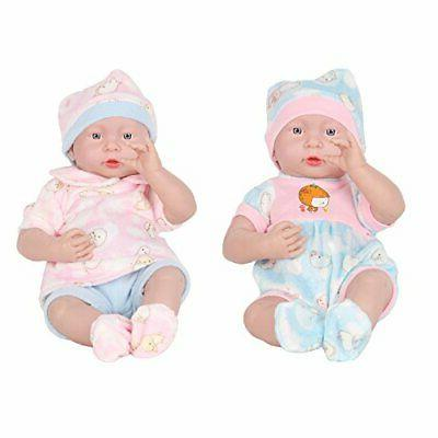 Huang PCS Alive Doll Newborn Clothes Nightgown