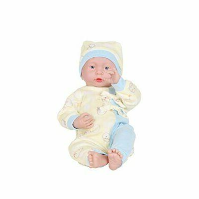 Huang PCS Doll Newborn Clothes Nightgown