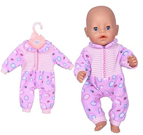 ebuddy Sets Clothes to Inch New Born Dolls for American Girl