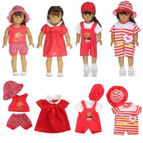 7 Doll Reborn Toy Clothing Girl