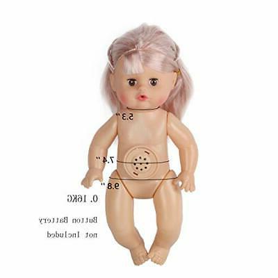 Huang Cheng PCS 12 inch Baby Clothes Newborn Doll