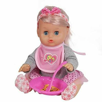 Huang Cheng Toys PCS inch Baby with Clothes Newborn Doll
