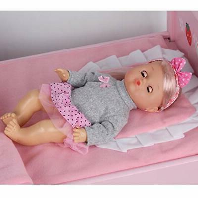 Huang Cheng Toys PCS 12 inch Baby Newborn Doll