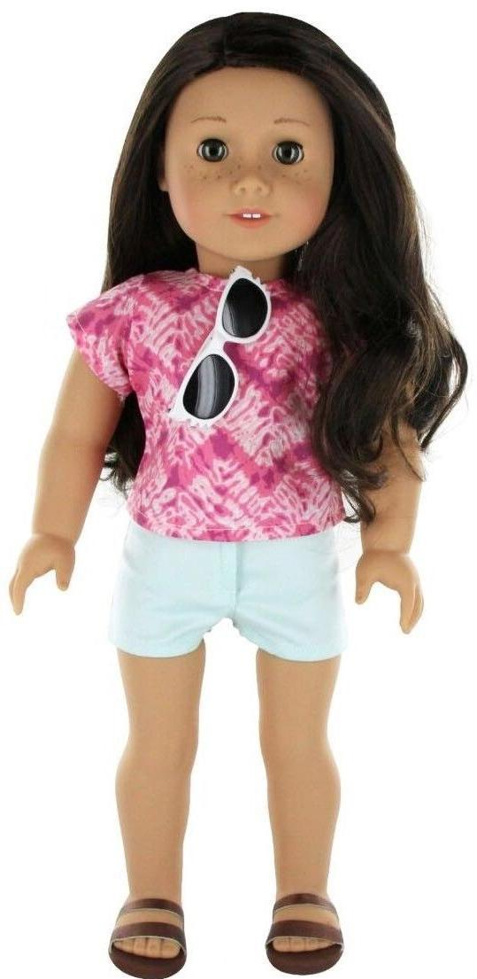 PZAS Toys 9 Doll Travel fits