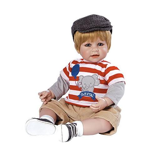 "Adora Toddler Let's Play 20"" Boy Weighted Doll Gift Set for"