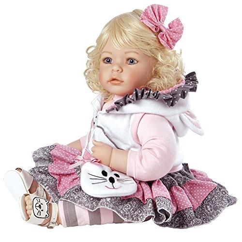 Adora Meow Doll Children 6+ Cuddly Body Toy