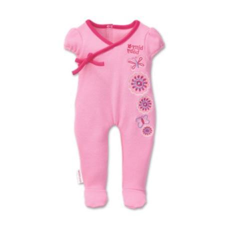 Spiele American Girl  Bitty Baby  Pink Butterfly Sleeper For Dolls