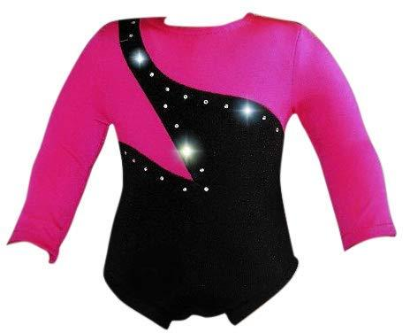 Doll Connections Gymnastics Leotard Compatible with Girl the Wilson Our Generation inch Doll Clothes