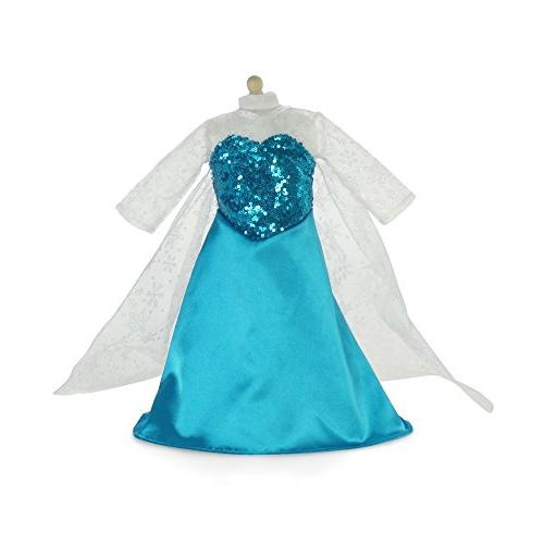 Fits Dolls Princess Frozen Inspired 18 Inch Doll Outfit Costume