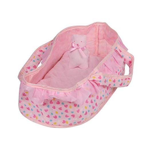 Huang Baby Sleeping Set for Doll Bedtime Toy