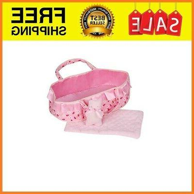 Huang Cheng Toys Lovely Baby Doll Cradle Mattress Sleeping S