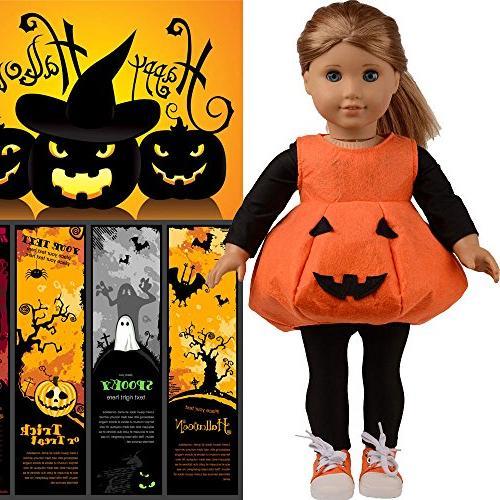 Sweet for Inch Girl 2PC. Pumpkin