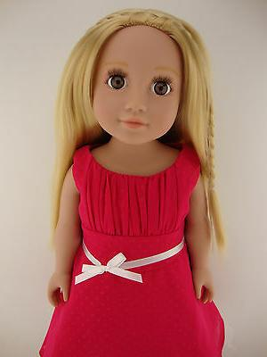 A Dress Doll Like the Girl Dolls Shoes So