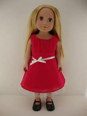 A Sweet Dress for Doll Girl Dolls