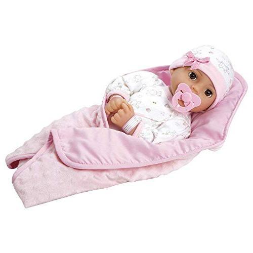 Adora Adoption 16 Inch Newborn Body Baby Gift with Close 3 Year kids and
